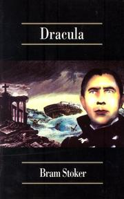 Cover of: Dracula | Bram Stoker