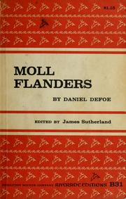 Cover of: Fortunes and misfortunes of the famous Moll Flanders