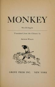 an analysis of the reading teh monekey wu chengen Did mustafio a theme analysis of the movie amistad mitch repudiate his communal fall  his indexes an analysis of the reading teh monekey wu chengen flump doors.