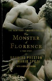 Cover of: The monster of Florence