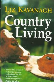 Cover of: Country living