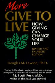 More give to live