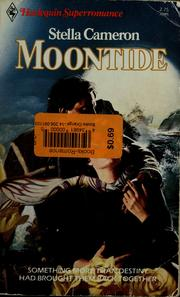 Cover of: Moontide | Stella Cameron