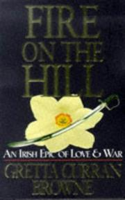Cover of: Fire on the hill