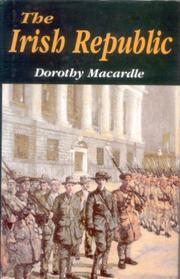The Irish Republic by Dorothy Macardle