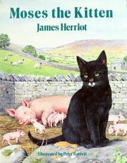 Cover of: Moses the kitten by James Herriot