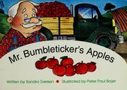 Mr. Bumbleticker's apples