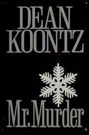 Cover of: Mr. Murder by Dean Koontz.