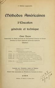 m thodes am ricaines d 39 ducation g n rale et technique 1909 edition open library. Black Bedroom Furniture Sets. Home Design Ideas