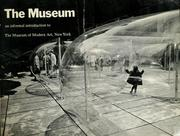 Cover of: The Museum, [an informal introduction to The Museum of Modern Art] | Richard Schickel