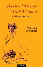 Cover of: Classical Poems By Arab Women | Abdullah al-Udhari