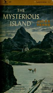 Cover of: Île mystérieuse by Jules Verne