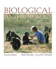 Cover of: Biological Anthropology with PowerWeb