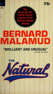 Cover of: The natural by Bernard Malamud