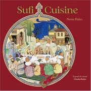 Cover of: Sufi Cuisine | Halici Nevin