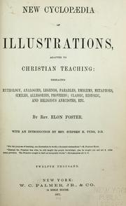 Cover of: New cyclopaedia of illustrations adapted to Christian teaching |