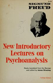 Image for New Introductory Lectures on Psycho-Analysis (The Standard Edition) (Complete Psychological Works of Sigmund Freud)