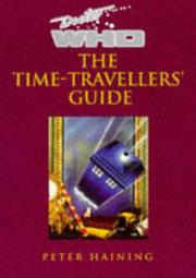 Cover of: Doctor Who the Time Travellers Guide