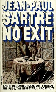 NO EXIT & 3 PLAYS V16, Sartre, Jean-Paul