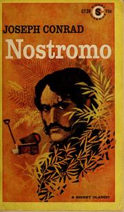 Cover of: Nostromo