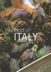 The Food of Italy by Sophie Braimbridge