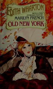 Cover of: Old New York