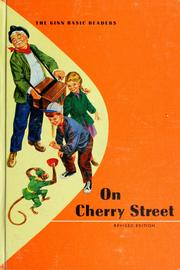Cover of: On Cherry Street by David Harris Russell