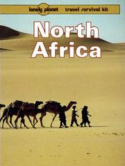 Cover of: Lonely Planet North Africa | Damien Simonis