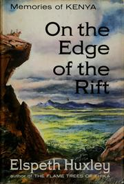 On the edge of the rift
