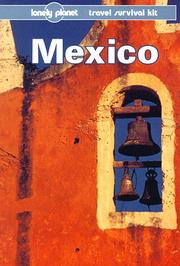 Cover of: Lonely Planet Mexico | John Noble