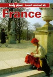 Cover of: Lonely Planet France (2nd ed) | Steve Fallon