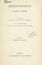 Cover of: Opera omnia | Xenophon