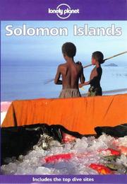 Cover of: Solomon Islands | Mark Honan