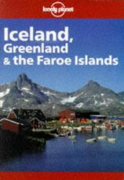 Cover of: Lonely Planet Iceland, Greenland & the Faroe Islands | Deanna Swaney