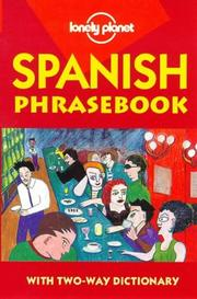 Cover of: Spanish phrasebook