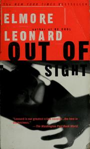 Cover of: Out of sight | Elmore Leonard