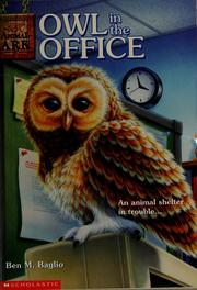 Cover of: Owl in the office | Jean Little
