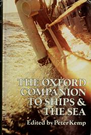 The Oxford companion to ships & the sea by