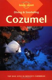 Cover of: Diving & snorkeling, Cozumel