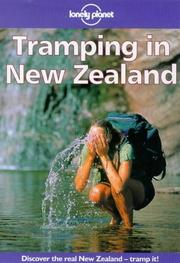 Cover of: Tramping in New Zealand