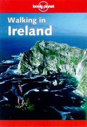 Cover of: Walking in Ireland | Sandra Bardwell