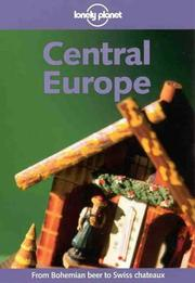 Lonely Planet Central Europe (Lonely Planet Shoestring Guides)