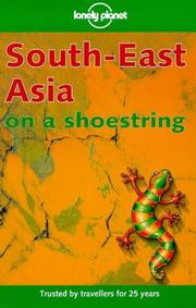 Cover of: Lonely Planet South-East Asia on a Shoestring (10th ed)