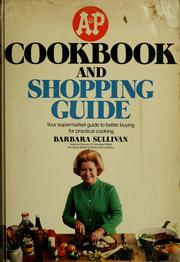 Cover of: A & P cookbook and shopping guide | Barbara Sullivan