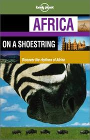 Cover of: Lonely Planet Africa on a Shoestring