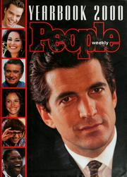 Cover of: People weekly yearbook 2000 | [editor, Eric Levin].