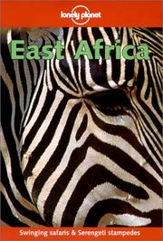 Cover of: Lonely Planet East Africa