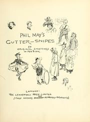 Cover of: Phil May's gutter-snipes | Phil May