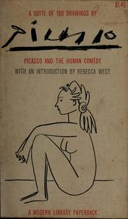Cover of: Picasso and the Human Comedy | Leiris, Michel