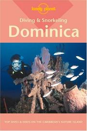 Cover of: Diving & snorkeling Dominica